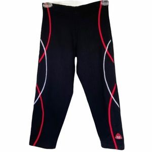 H Way by Two-Way Athletic Workout Capri S